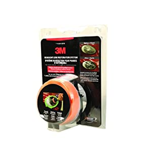 3M Headlight Lens Restoration System (39008) $8.81 AR