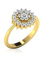 Diamant Vendome Anillo DVR8682 (Oro Amarillo)