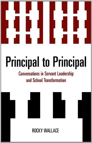 Principal to Principal: Conversations in Servant...