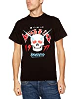 Plastic Head Hawkwind Sonic Assassins Men's T-Shirt