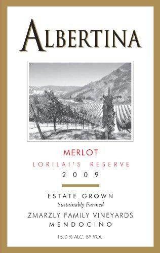 Albertina Wine Cellars Double Merlot Wine Pack, 2 X 750 Ml