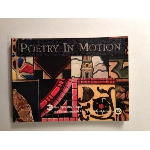 Poetry in Motion: Postcard Book