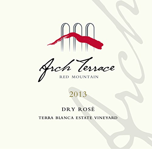 2013 Terra Blanca Arch Terrace Red Mountain Rose 750 Ml