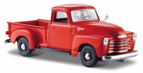 Maisto 1:25 Scale 1950 Chevrolet 3100 Pickup Diecast Truck Vehicle (Colors May Vary) (Chevy Toy Trucks compare prices)