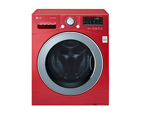 LG F14A8RDS29 9KG Fully Automatic Front Load Washing Machine