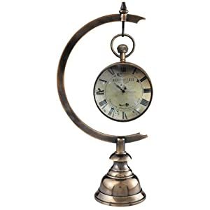 Amazoncom Brass Stand for Eye of Time Clock in Duo Tone