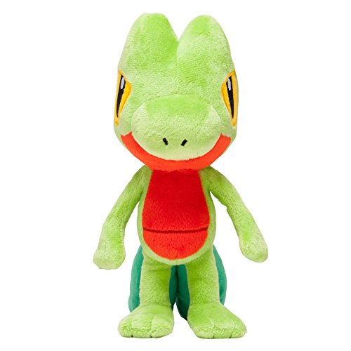 Pokemon Center Plush Doll Treecko/Kimori by Pok?mon - 1