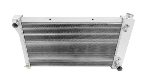 Champion Cooling, Multiple Chevrolet Truck Models 4 Row All Alum Radiator, MC369 (1972 Chevy Truck Parts Used compare prices)
