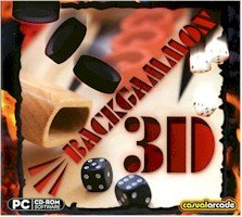 Casualarcade Games BACKGAMMON3D Backgammon 3D