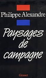 Paysages de campagne