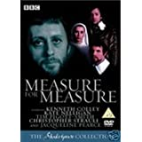 Measure For Measure - BBC Shakespeare Collection [1979]by Kenneth Colley