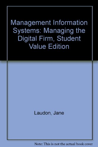 management information systems 10th edition Management information systems, 10th edition,  a database management system must include which of the following components i a data definition language.