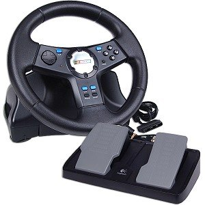 Logitech Nascar Racing Wheel