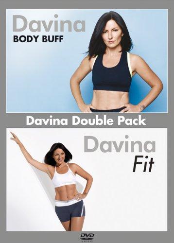 Davina Box Set (Davina Fit/Body Buff) [DVD]