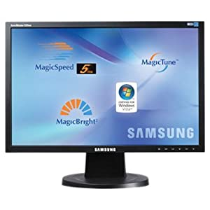 Samsung SyncMaster 920NW 19-inch LCD Monitor
