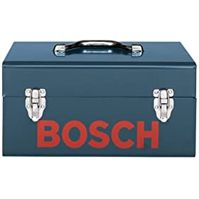 Bosch 3605438539 Metal Carrying Case for 1656 and 1655 Circular Saws