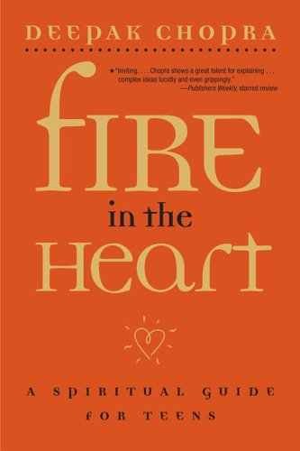 Image for Fire in the Heart: A Spiritual Guide for Teens