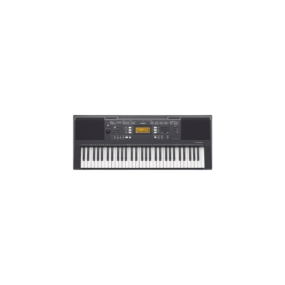 Yamaha PSRE 343 61 Key Portable Keyboard