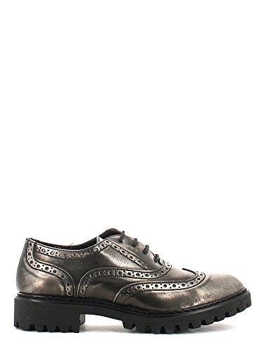 Grace shoes 3625 Francesina Donna Piombo 37