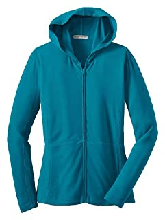 Port Authority Women's Modern Full-Zip Comfort Jacket_Mosaic Blue_XX-Large