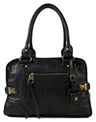 Scarleton Large Satchel H106801 – Black