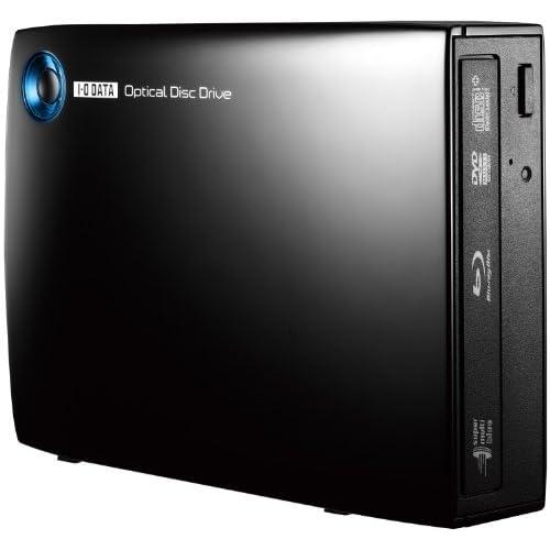 I-O DATA USB 3.0接続 BDXL&16倍速書き込み対応外付型ブルーレイディスクドライブ BRD-UAT16X