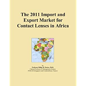 The 2011 Import and Export Market for Contact Lenses in Japan Icon Group International