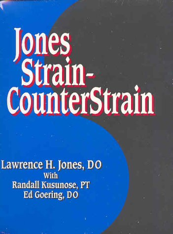 Jones Strain-Counterstrain
