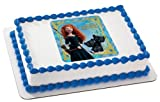Disney Pixar's Brave Merida Personalized Edible Image Cake Topper