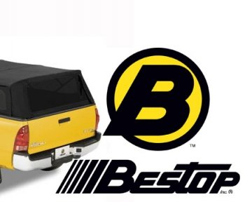 Bestop 76304-35 Supertop Black Diamond Truck Bed Top