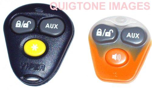 873V Viper 3-Button Replacement Case for 473V Remote