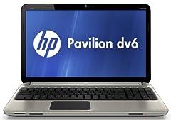 HP Pavilion dv6-6c45eg 39,6 cm (15,6 Zoll) Notebook (Intel Core i7-2670QM, 2,2GHz, 6GB RAM, 500GB HDD, AMD HD 7470M, DVD, Win 7 HP) ab 549,- Euro inkl. Versand