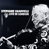 echange, troc Stephane Grappelli - Live in London