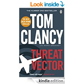 Threat Vector (Jack Ryan Jr Series Book 4)