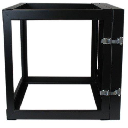 Startech Com 12u 22 Inch Hinged Open Frame Rack Cabinet