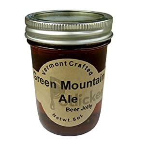 Potlicker Kitchen Vermont Crafted Jams/Jellies - Green Mountain Ale