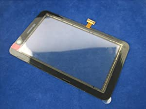 Samsung Galaxy Tab 7.0 Plus GT-P6200 Black Touch Screen Digitizer Repair Part Replacement