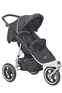 Valco Baby Matrix Stroller, Black (Discontinued by Manufacturer) (Discontinued by Manufacturer)