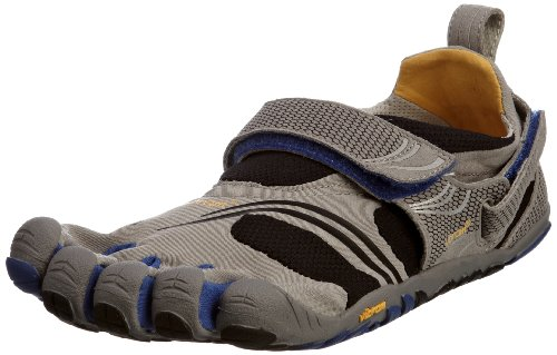Vibram FiveFingers Men's Komodosport Grey/Black/Navy Trainer 5F/M3652GB-44 10 UK
