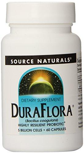 Source Naturals Duraflora, 5 Billion Cells