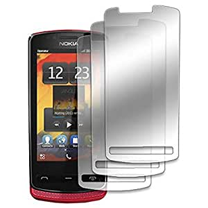 Mirror Screen Protector for Nokia Lumia 700 - 3 Pack