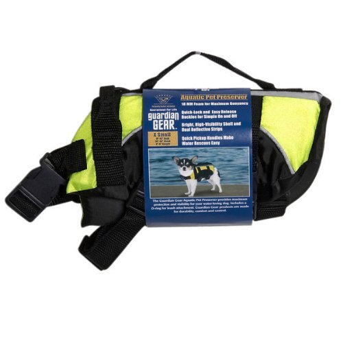 Guardian Gear Aquatic Preserver for Dogs, 10