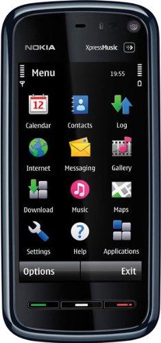 Nokia 5800 XpressMusic - Blue