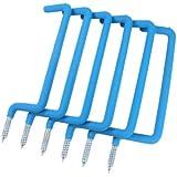 Capri Tools 40006 Wall Mount Ladder Hook Set, 6-Piece