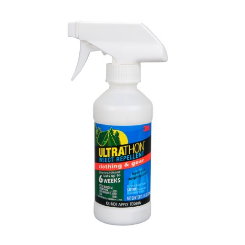 3M Ultrathon Insect Repellent Clothing and Gear, 8-Ounce Spray ( SRCG-12)