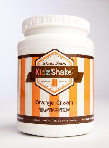 Kidzshake Nutritional Drink Mix (Orange Cream Flavor)