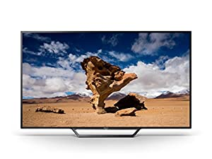 Sony KDL40W650D 40-Inch Built-In Wi-Fi HD TV (2016 Model)
