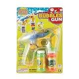 IIT 08460 4-LED Flashing Bubble Gun