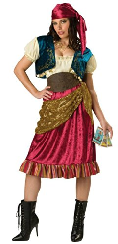 Gypsy Sm Size 4-6 Adult Womens Costume