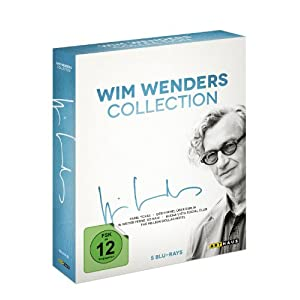 Wim Wenders Collection [Blu-ray] [Import anglais]